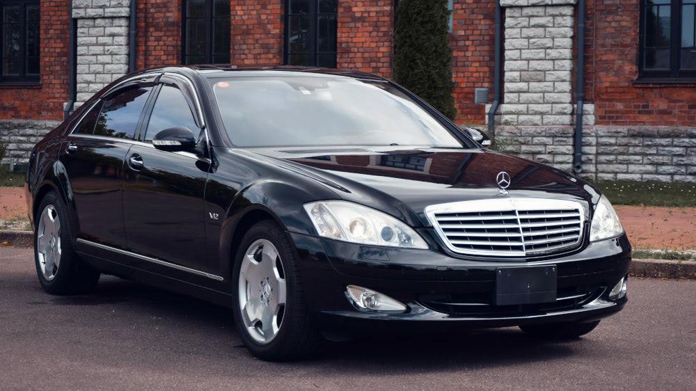 Mercedes-Benz S600 Long